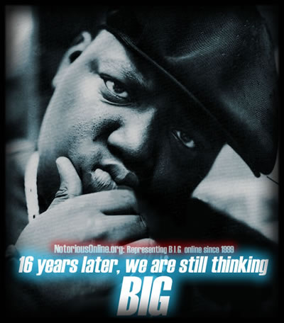 Notorious BIG / Biggie Smalls the Greatest of all time !