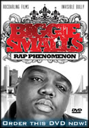 "Order the ""Biggie Smalls: The Rap Phenomen"" DVD!"