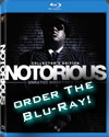 "Order the ""Notorious"" 2-Disc Blu-Ray!"